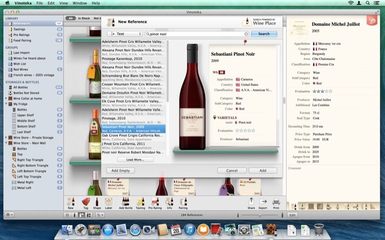 &ldquo;Search &amp; Scan&rdquo; Wine Reference on the brand new <b>Wine Place<tt>(beta)</tt></b>