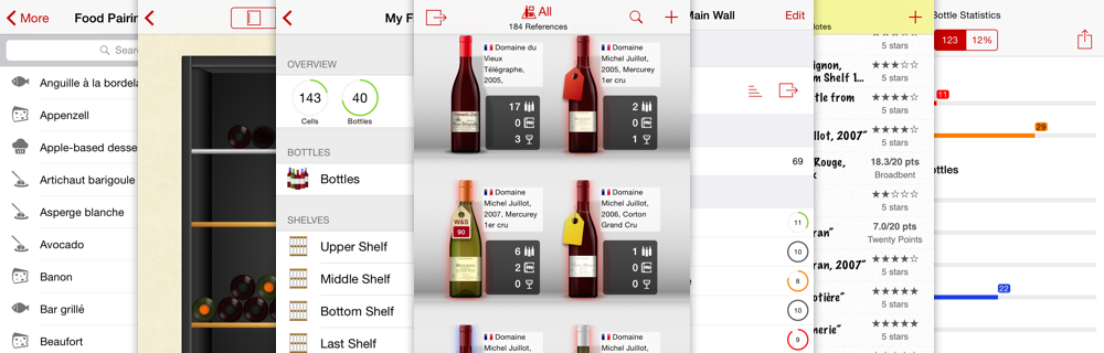 Vinotekasoft Vinoteka Your Wine Software And Cellar